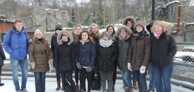Der Bio-LK besucht den Zoo Hannover