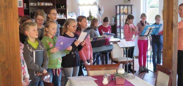 Musical-AG berührt die Herzen