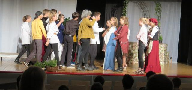 Chapeau, Theater-AG!