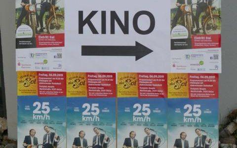 Cinema del sol – das etwas andere Kino macht halt in Uetze