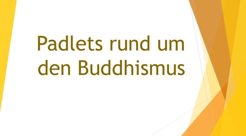 Der neunte Jahrgang und der Buddhismus